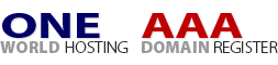 One World Hosting / AAA Domain Register